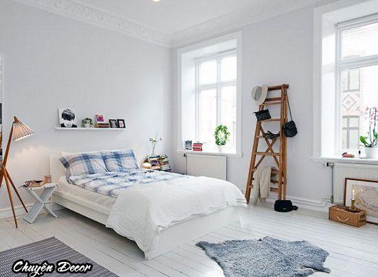 Decor tường phòng ngủ