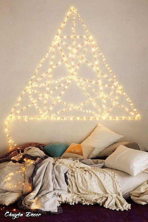 Đèn dây phòng ngủ