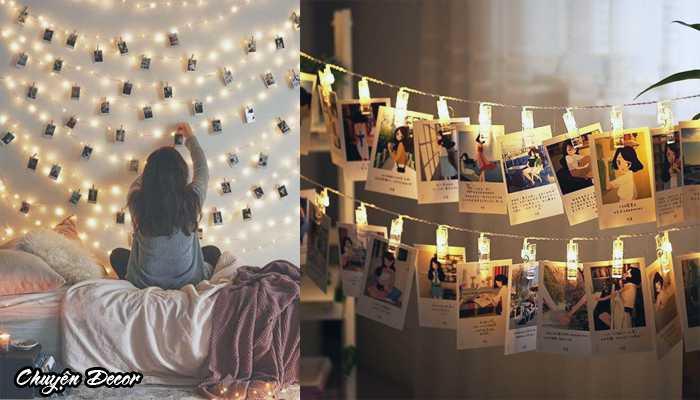 Đèn treo phòng ngủ