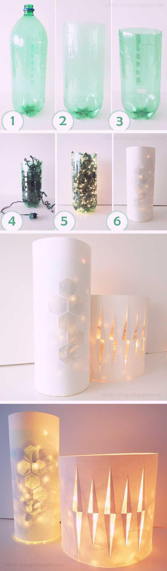Hướng dẫn làm đèn trang trí